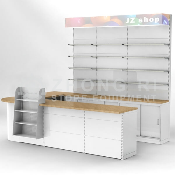QS-type Retail Store Counters CQS001